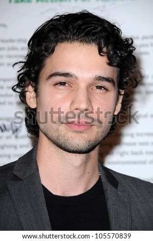 Steven Strait at Global Green USA's 6th Annual Pre-Oscar Party. Avalon Hollywood, Hollywood, CA. 02-19-09