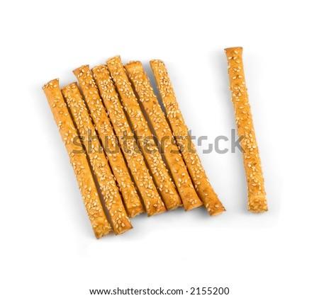sticks - stock photo