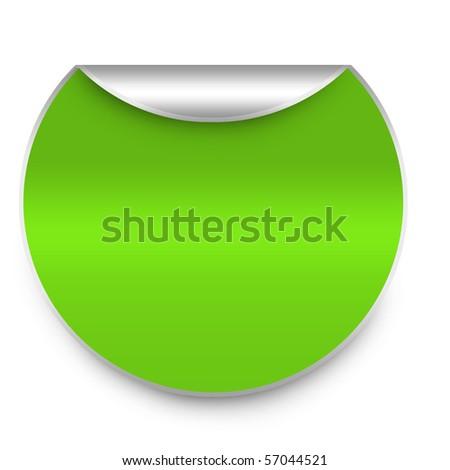 sticky - stock photo