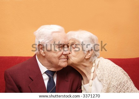 Still in love - stock photo