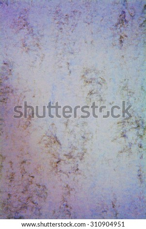 Still life paper texture background with a marble effect, full frame. Close up detail of a sheet of abstract paper, organic art paper. Background wall bright multicolor pink, blue and yellow colors. - stock photo