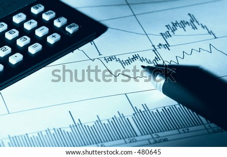 Stock Chart and Calculator