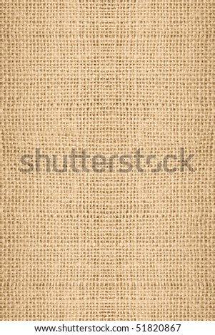 Stock image of Closeup of Burlap background texture, image has been prepared to be tileable. - stock photo