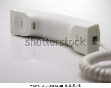 stock images of the phone receiving