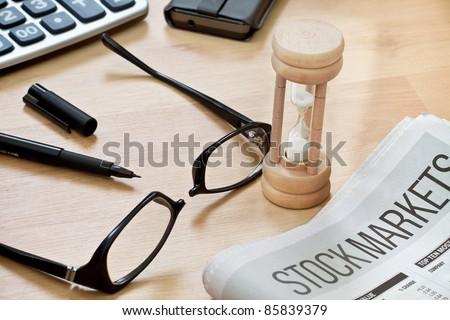 Stock Markets - stock photo