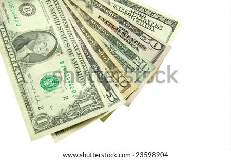 stock money - stock photo