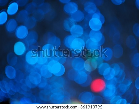 Stock Photo : Bokeh, Blur Background, Bokeh Wallpaper