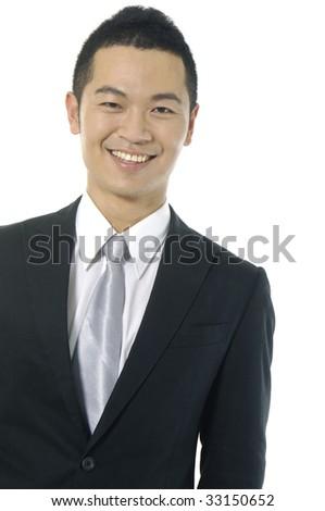 Stock photo of businessman - stock photo