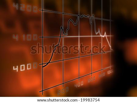 Stocks and Shares - stock photo