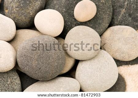 stone. background - stock photo