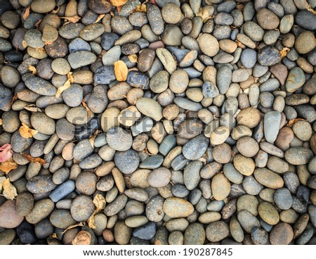 Stone pattern background