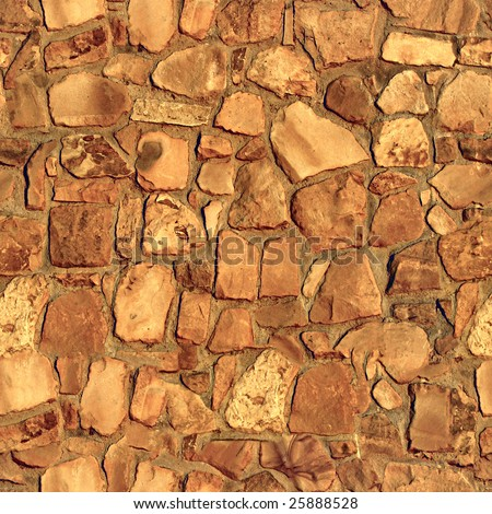 Stone seamless pattern. - stock photo