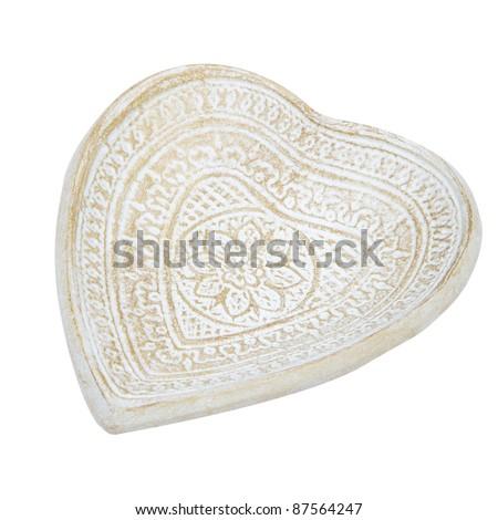 Stone Soapdish - stock photo