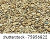 Stone texture, Texture made from many stones. - stock photo