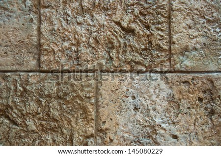 Work composed cellulose insulation floor floor stock photo for Rock wall insulation