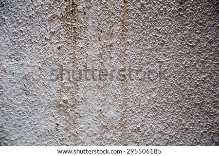 stone wall. - stock photo