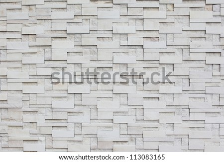 stone wall background gray color - stock photo