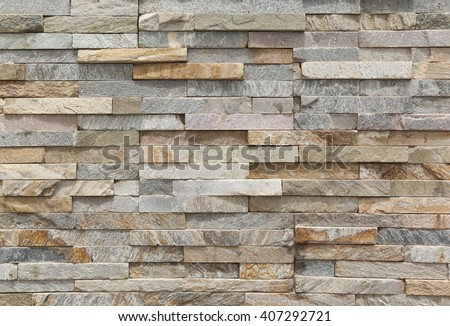 Stone Wall Full Frame Background