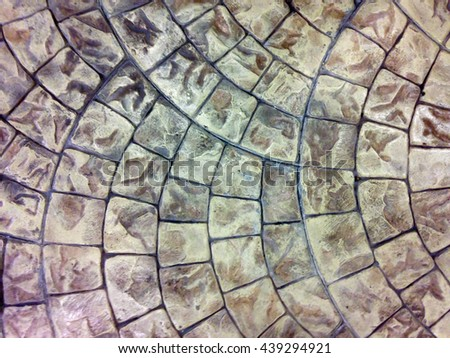 Stone Wall Outdoor Backgrounds Textures Stock Photo 439294921