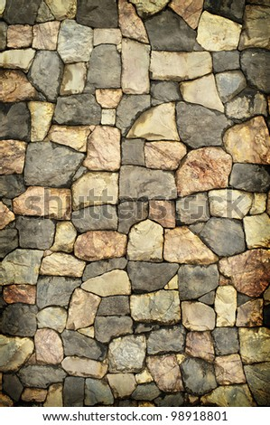 stone wall texture