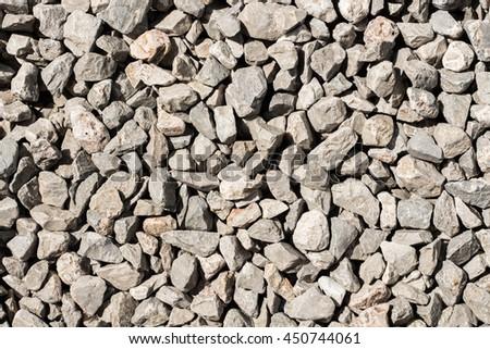 Stone wall texture photo - stock photo