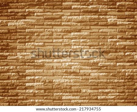 Stone walls, stone walls, stone tile small. - stock photo