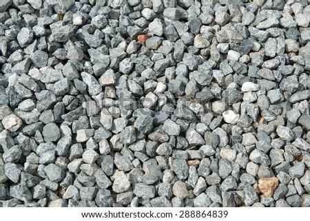 stones background - stock photo