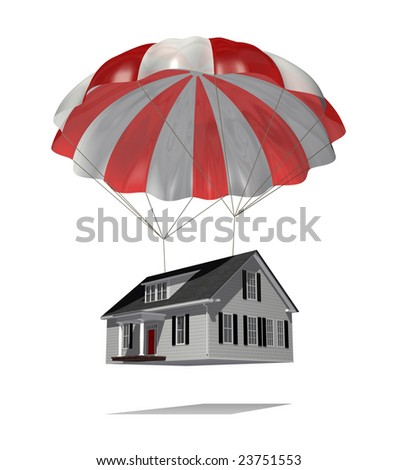 Stop Foreclosure - stock photo