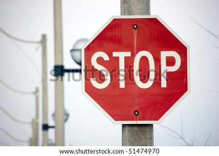 stop sign traffic transportation object