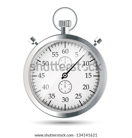 stopwatch  illustraion