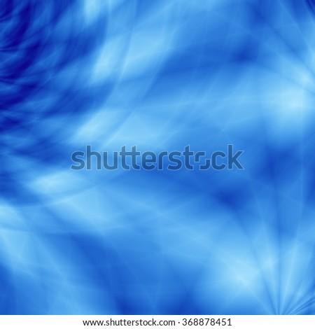 Storm blue wallpaper web modern background design - stock photo