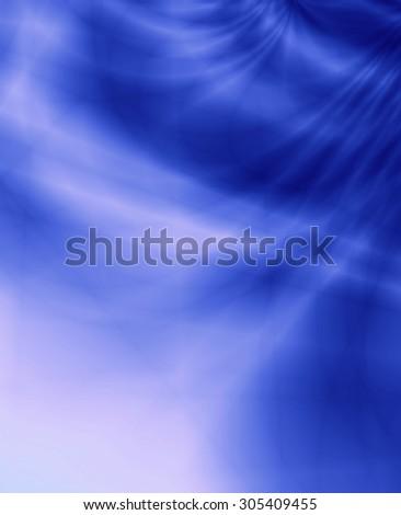 Storm dark blue pattern abstract power illustration design - stock photo