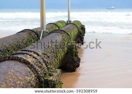 Storm Water Run Off Stock Images Royalty Free Images