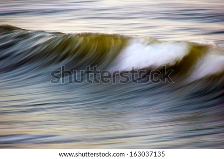 stormy North sea II. background - stock photo