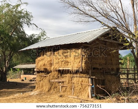 Hay Roof Stock Images Royalty Free Images Amp Vectors