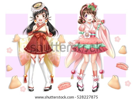 Manga Style Stock Images, Royalty-Free Images & Vectors | Shutterstock
