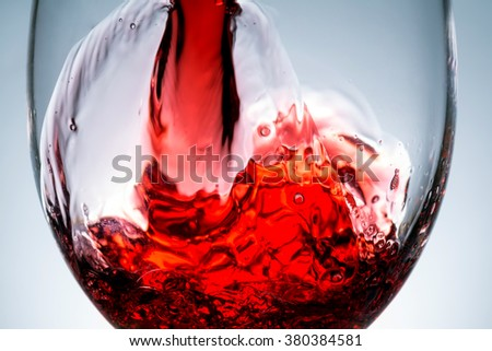 stream of wine being poured into a glass,  wine, splashing, splash,