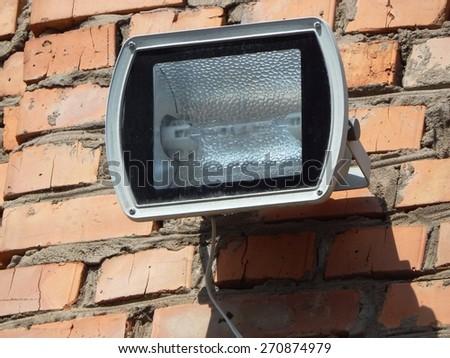 street illumination - stock photo