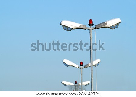 street light - stock photo