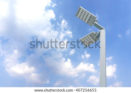 Street Light Pole Stock Images Royalty Free Images