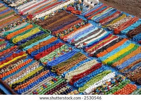 Street shop - stock photo