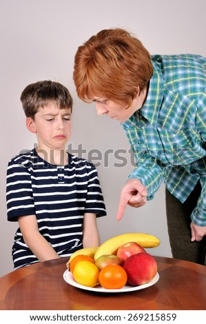 Strict Mom Stock Photos, Images, & Pictures | Shutterstock