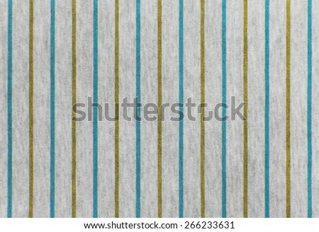 stripe fabric texture - stock photo