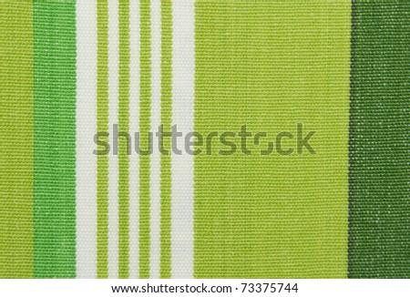 stripe fabric texture - stock photo