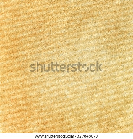 striped beige paper background texture - stock photo