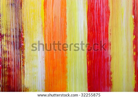 striped colored background in grunge style