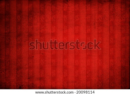 Striped decorated background - stock photo