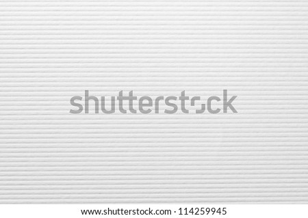 Striped embossed paper - stock photo