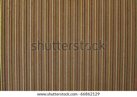 striped wallpaper - stock photo