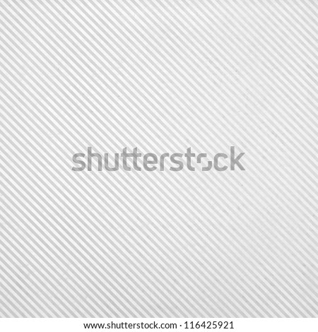striped white paper - stock photo